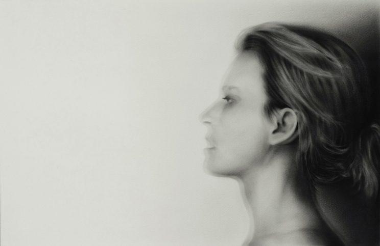 Portrait, Jana Geilhof, Ölgemälde, Disquiet, Kunst, Malerei, Unruhe, Gemälde, Kunstwerk, Ölmalerei