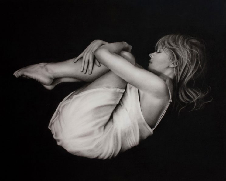 Körper, Jana Geilhof, Ölgemälde, Comfort, Portrait, Kunst, Malerei, Gemälde, Kunstwerk, Ölmalerei