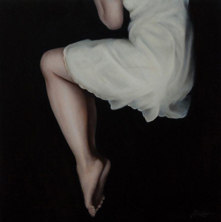 Körper, Jana Geilhof, Ölgemälde, Tactile, Kunst, Malerei, Gemälde, Kunstwerk, Ölmalerei