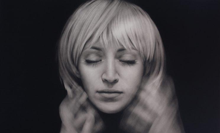 Portrait, Jana Geilhof, Ölgemälde, Kunst, Malerei, Gemälde, Kunstwerk, Ölmalerei