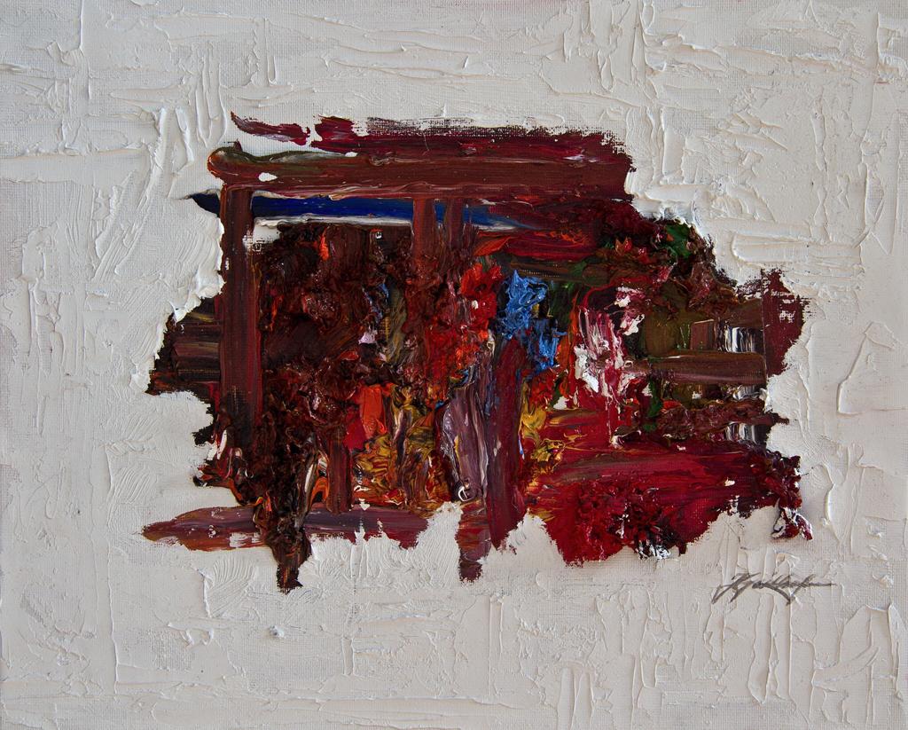 Abstrakt, Jana Geilhof, Ölgemälde, Malerei, Kunstwerk, Ölmalerei, Kunst